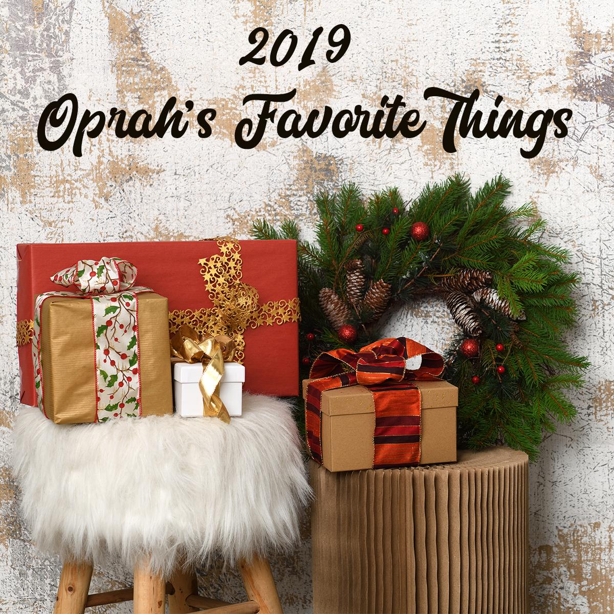 2019 Oprah's Favorite Things