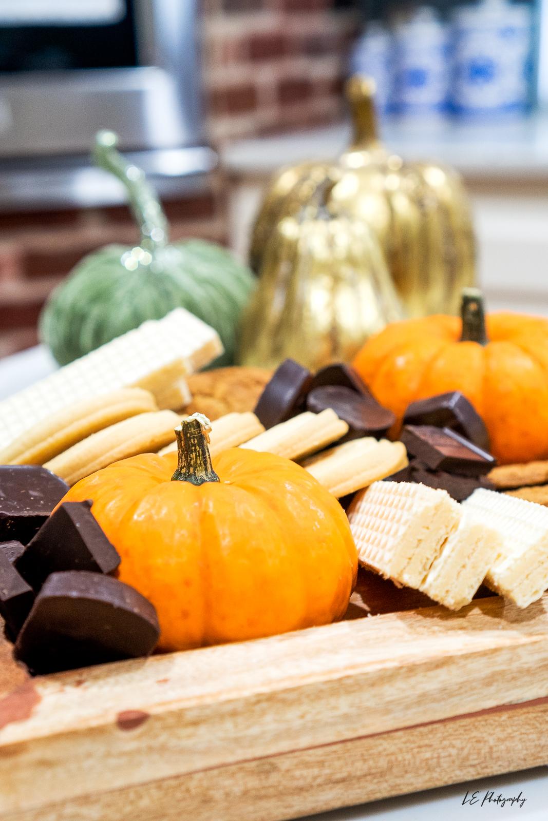 Autumn Cookie Board